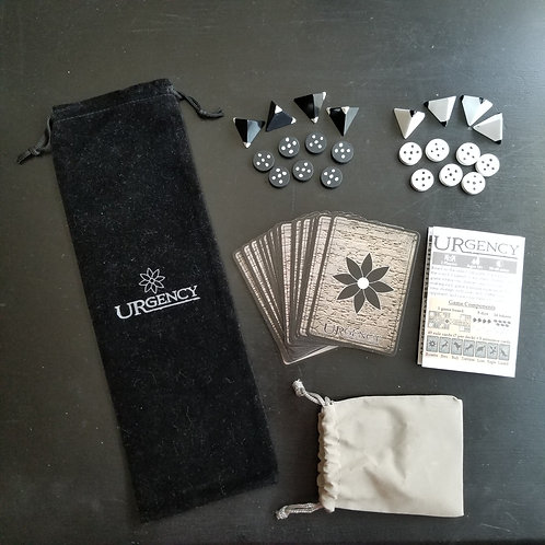 Urgency - Cards+Rules+Pieces