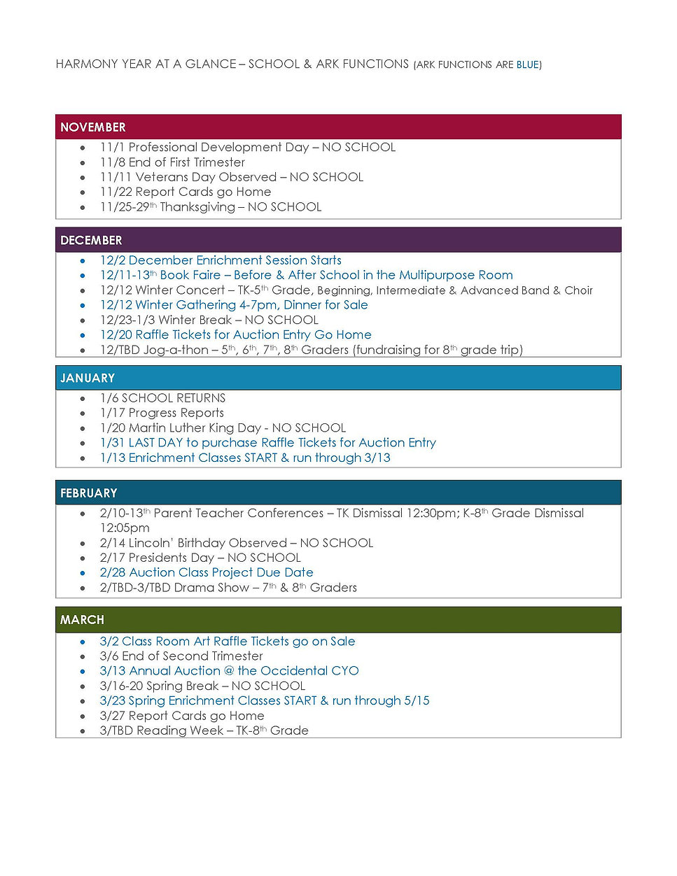 Harmony year at a glance Updated 11.19_P