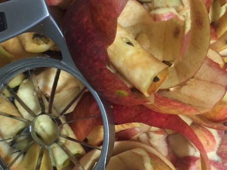 Cosas de manzanas: cómo extraer pectina de manzana en casa