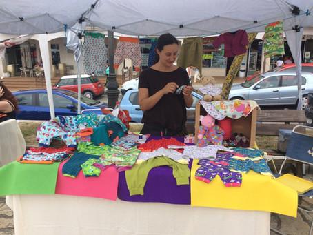 Mercados en la calle