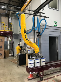Vacuum Tube Lifter