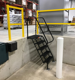 Dock Step Ladder