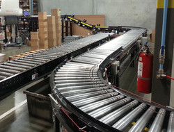Lineshaft Conveyor