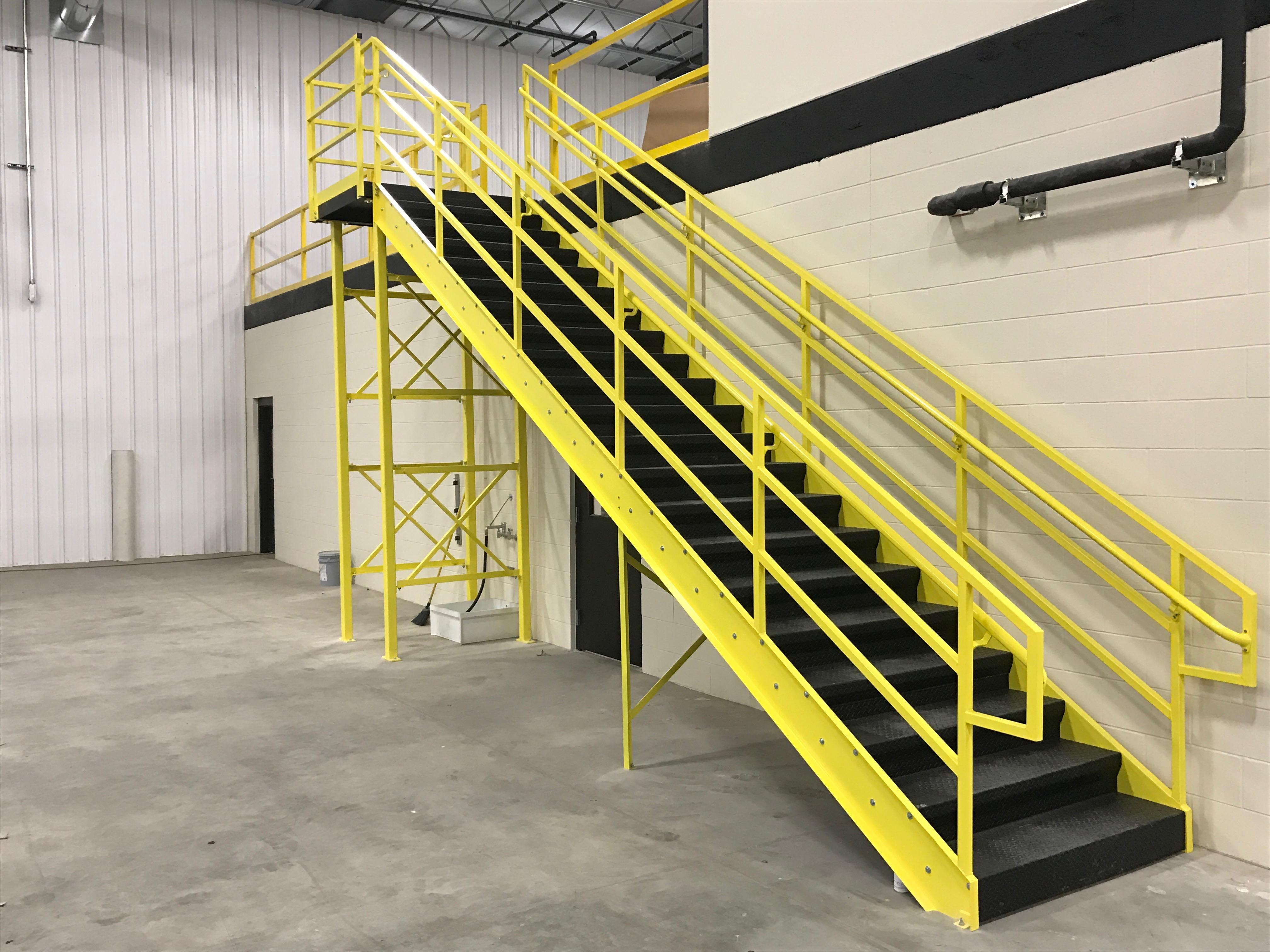 IBC Stairway