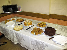Club Meeting Refreshments