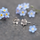 Thumbnail: Forget-me-not Stud Earrings