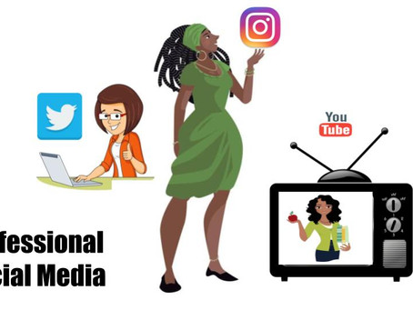5 Reasons Why You Should Create a Professional Teaching Social Media Page