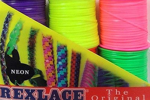 6 Spool Lanyard kit Neon Colors