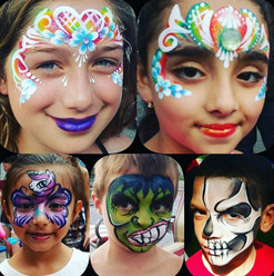 Face Painting & Balloon Art