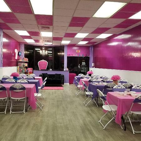 Girl's Birthday Party Plce Long Island