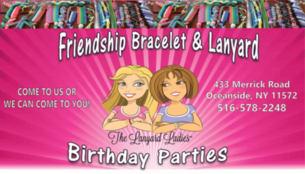 The Lanyard Ladies Party Place