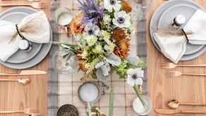 Thanksgiving Table-setting Ideas