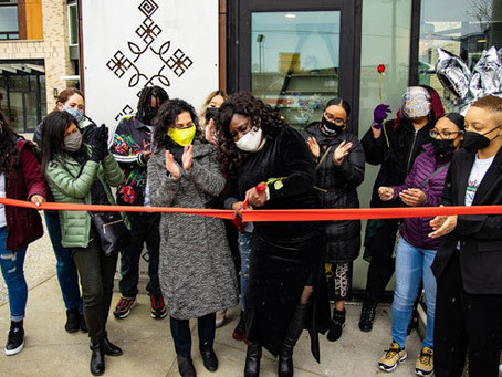 THE RE-EMERGENCE OF BLACK-OWNED BUSINESSES IN THE CD