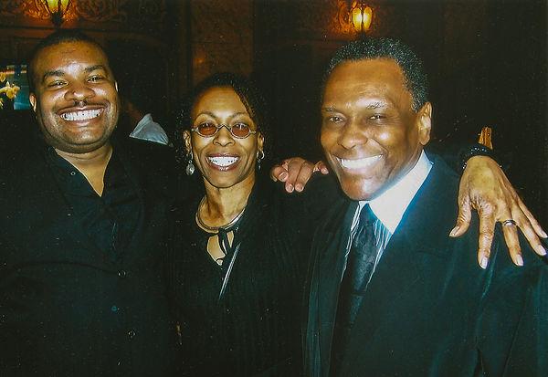 Kabby Mitchell, Vivian Phillips, Arthur Mitchell