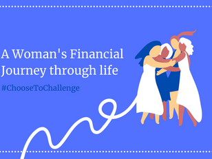 A woman's financial journey through life