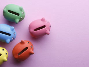 5 tips to teach your child about saving money