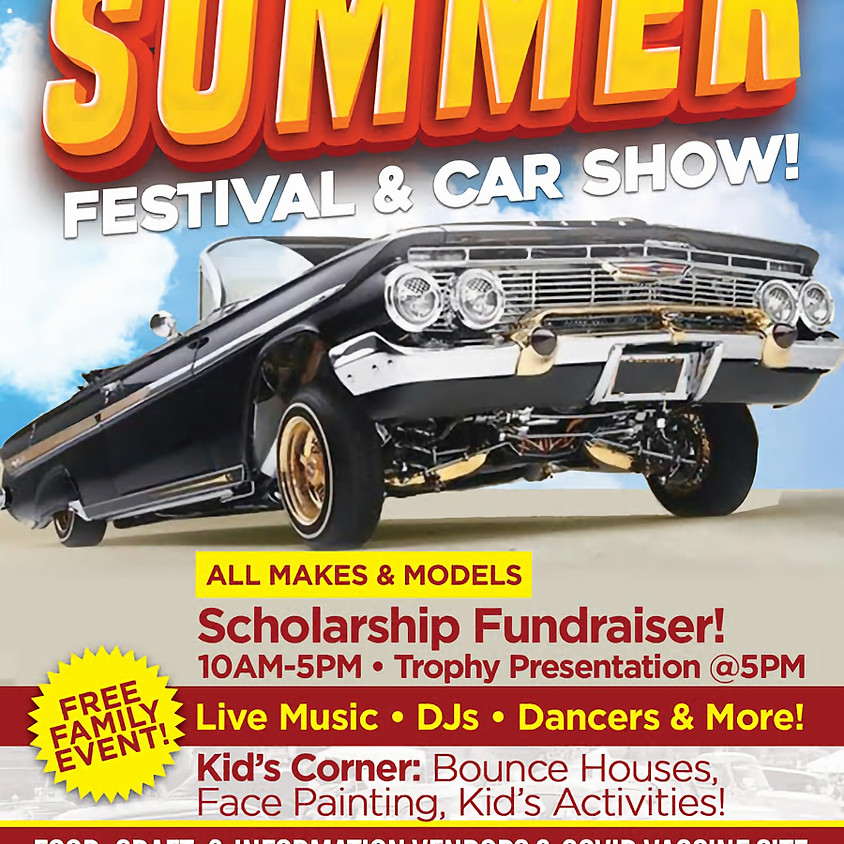 37th Annual Festival and Car Show 2021