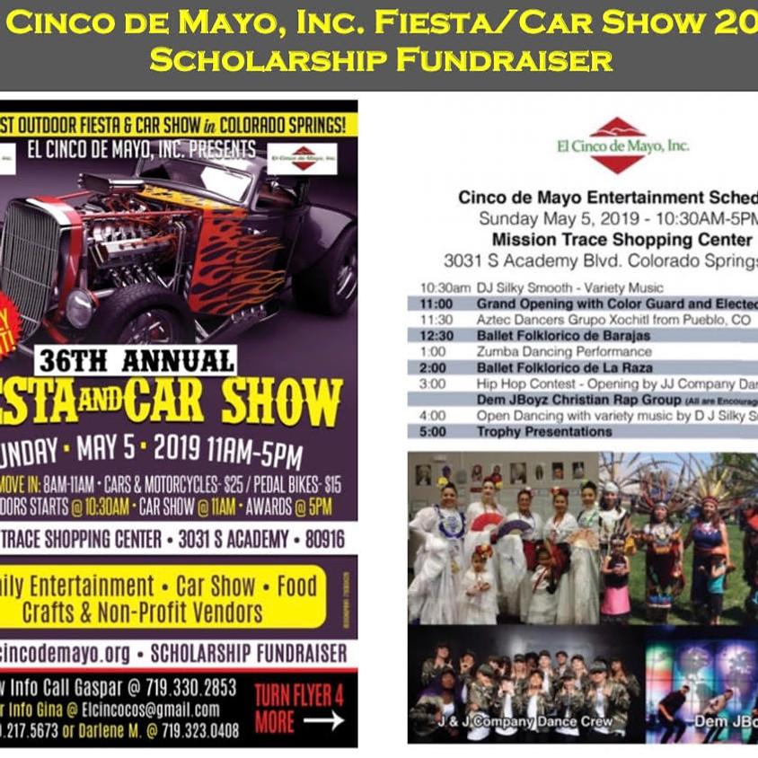 37th Annual Fiesta and Car Show 2020
