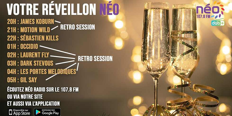 New Year 2020 NeoRadio www.neoradio.be 107,08 FM