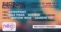 Electronic Music Party 2019