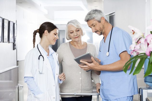Interactive Health History Form