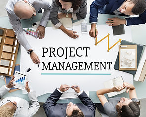 Project Management Work Process Organiza