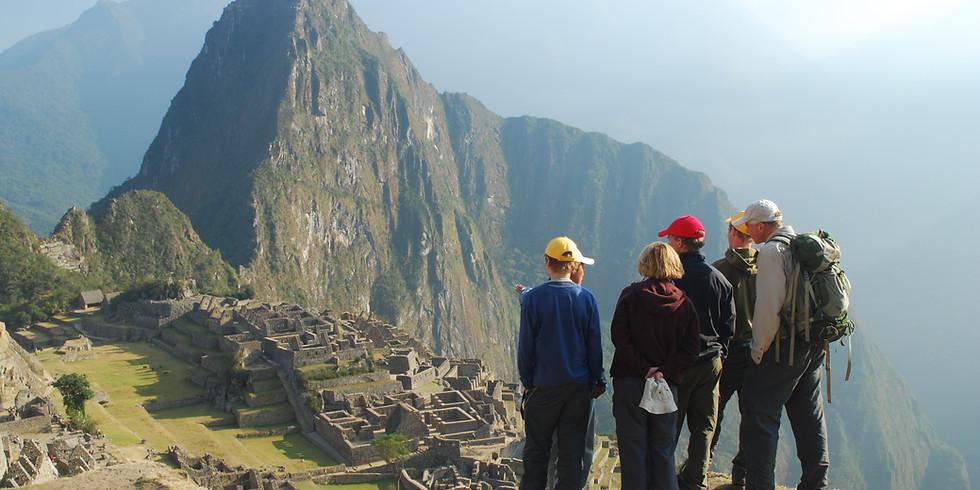 Peru - minulost a současnost