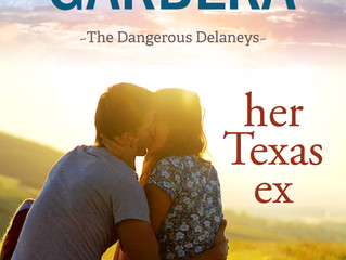 Cover Reveal: Her Texas Ex