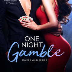 One Night Gamble Release Date & Cover Reveal