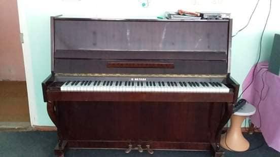 Achat d'un nouveau piano pour l'école maternelle de Goris