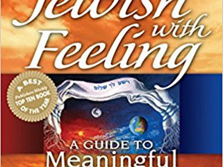 Jewish with Feeling--A book for CY