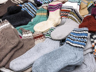 Warm Feet For The Street