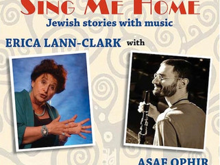 Sing Me Home: Jewish Stories with Music
