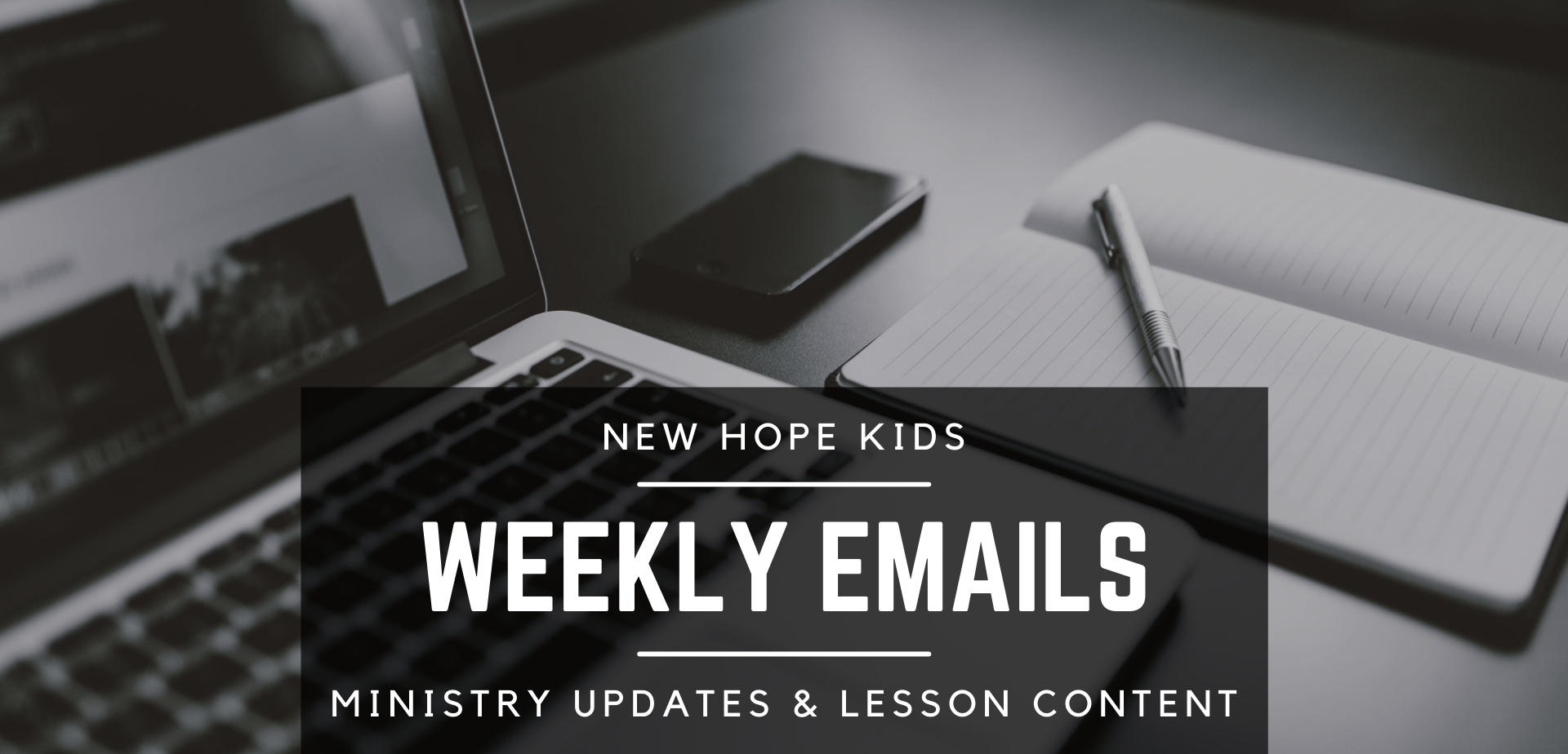 Weekly Emails