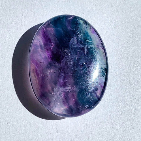 Fluorite Touch Stone
