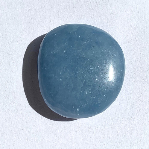 Angelite Touch Stone