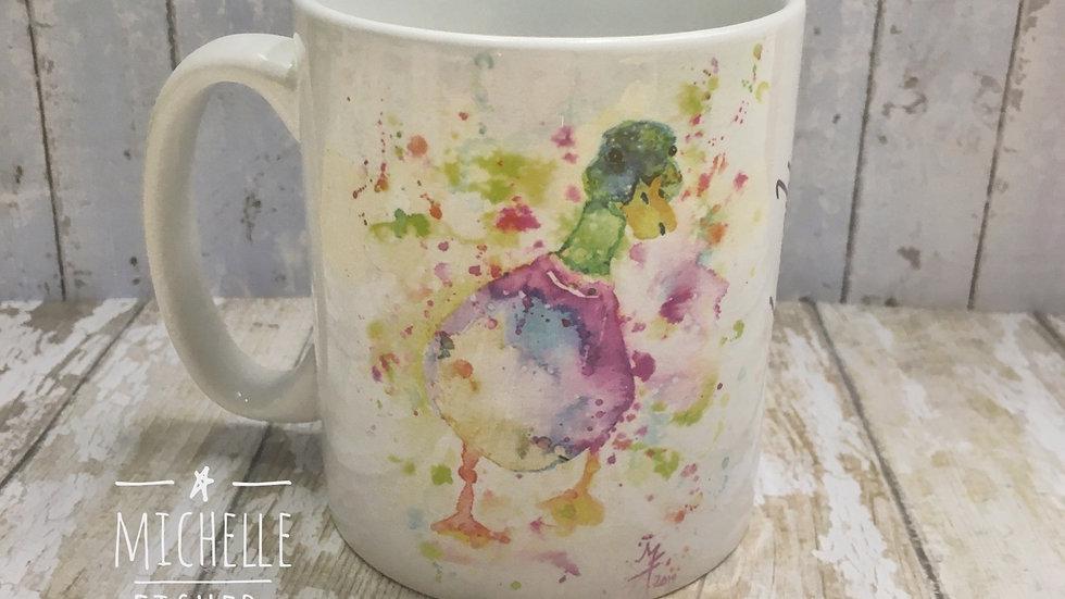 Quacker's Mug