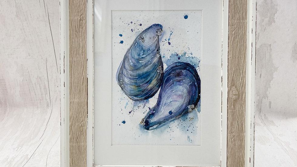 Cornish Mussels (sm original)