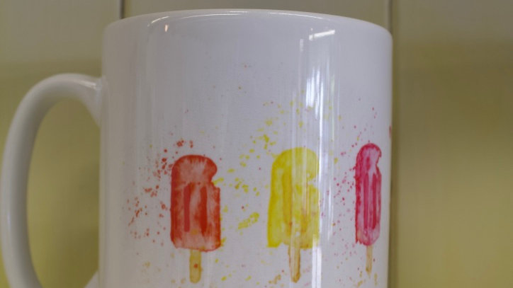 Mug (Ice Lollies bite)