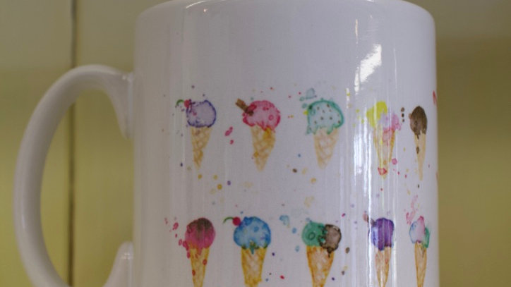 Mug (10 Ice Creams)