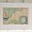 Thumbnail: Vintage map Bessie Ellen & Whirlpool Fish Prints