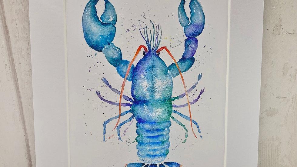 Bluey The Lobster print