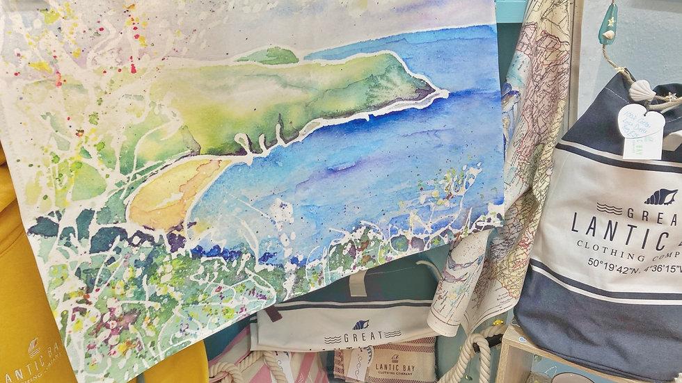 Lantic Bay Tea-Towel
