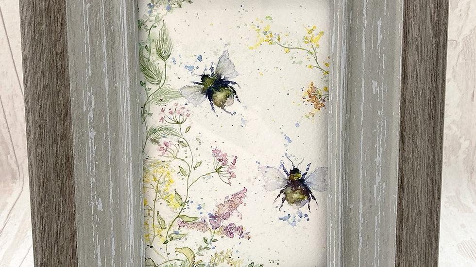 Original Autumn and Bees