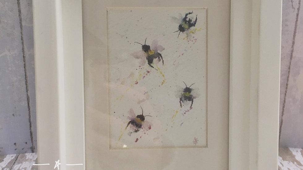 Original  Bumbling Bumblebees