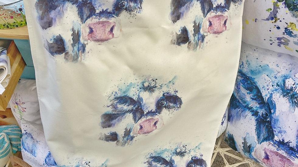 Cora Cow Tea Towels