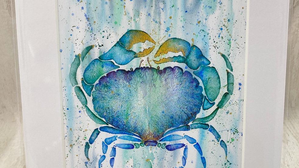 Cornish Blue Crab
