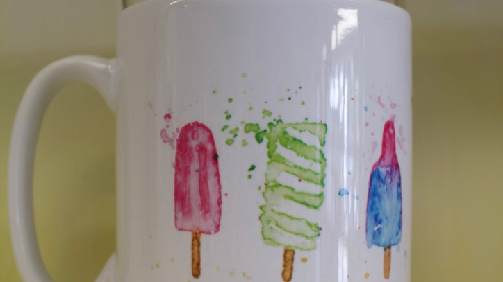 Mug (Ice Lollies)