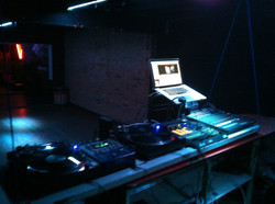 PLEXO Dj set - Souncheck ready!