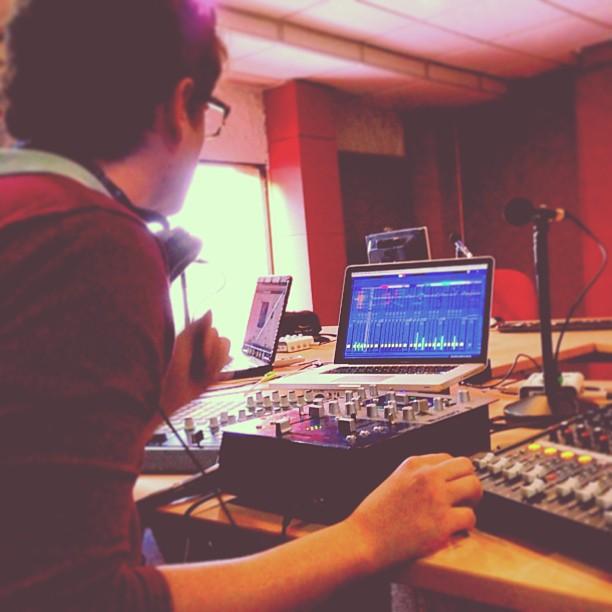 PLEXO live-set, Franja electrónica
